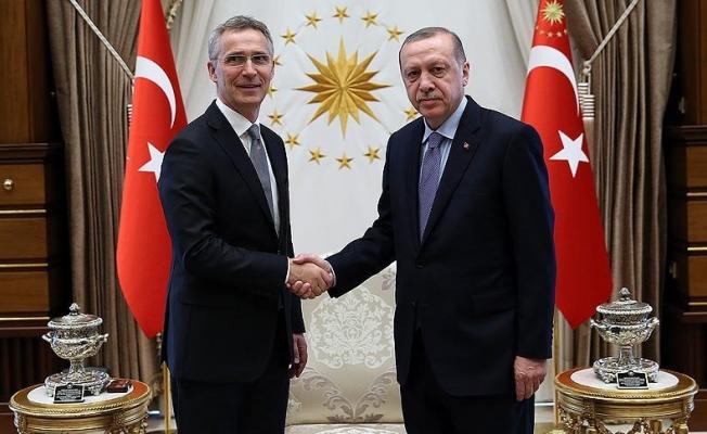 Suriye'yi ve Türkiye-NATO ilişkilerini görüştüler