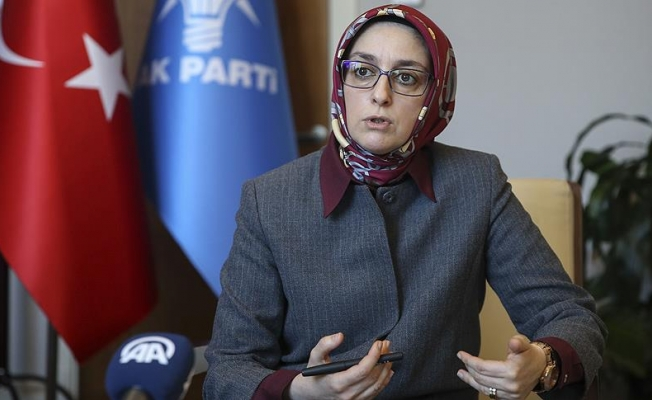 'AK Parti'de kadın aday başvurusu her seçim artıyor'