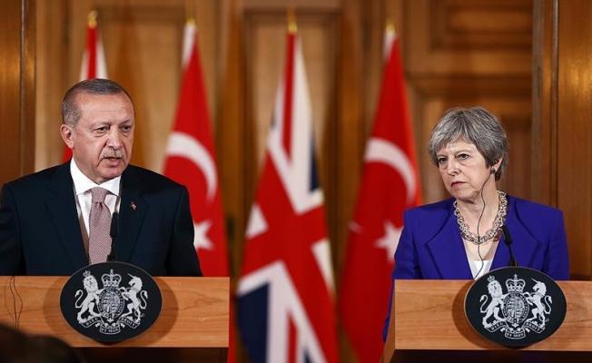 Erdoğan: Tarih ABD ve İsrail'i affetmeyecek