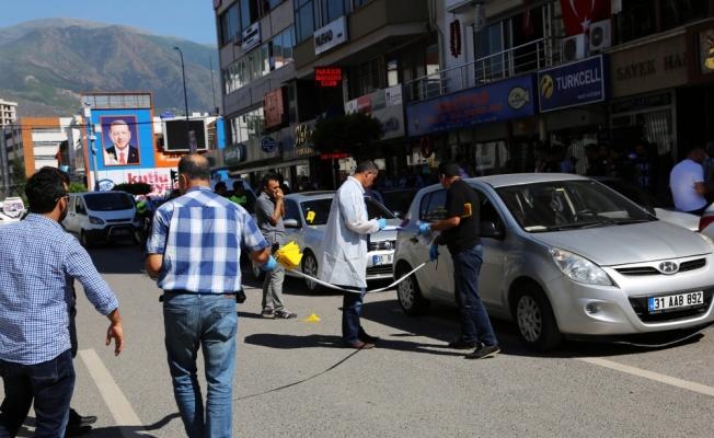 Hatay'da silahlı saldırı: 1 yaralı