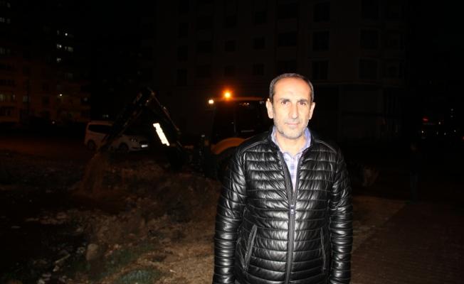 Mardin'de şiddetli sağanak