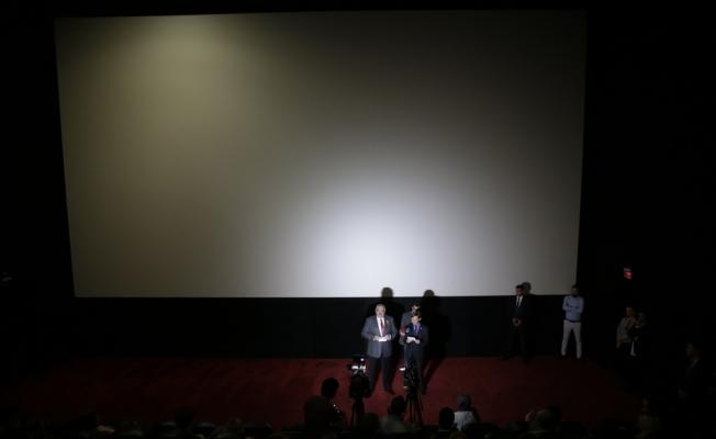 """Rus Büyükelçi """"Sobibor"""" filminin galasında"""