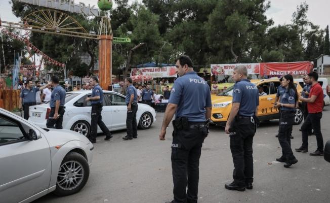 Adana'da lunaparkta kavga: 5 yaralı