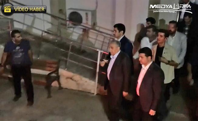Bakan Fakıbaba yaralanan vatandaşları ziyaret etti
