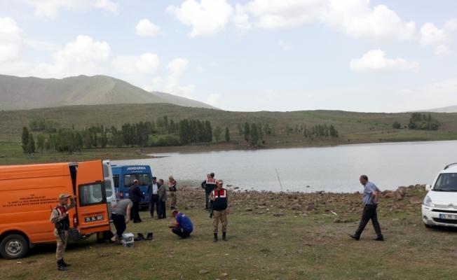 Erzurum'da göle giren 2 lise öğrencisi boğuldu