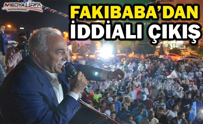 Fakıbaba'ya göre AK Parti Urfa'da kaç vekil çıkaracak ?