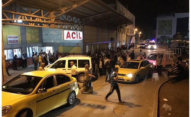 Gaziantep'te silahlı kavga: 2 ölü, 6 yaralı