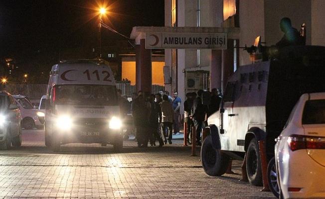 Hakkari'de terör saldırısı: 4 asker yaralı