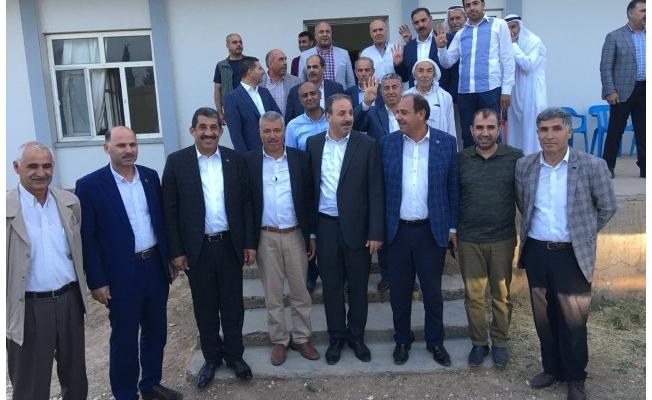 Halil Özcan Ceylanpınar kırsalında