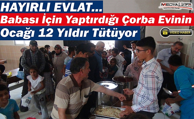 Soro İmam Çorba evinden her gün yüzlerce vatandaş faydalanıyor