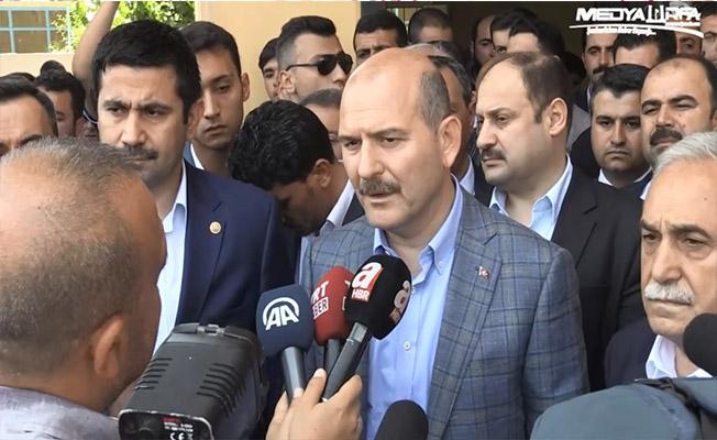 """""""Türkiye'de kimse PKK ağzıyla siyaset yapamaz"""""""