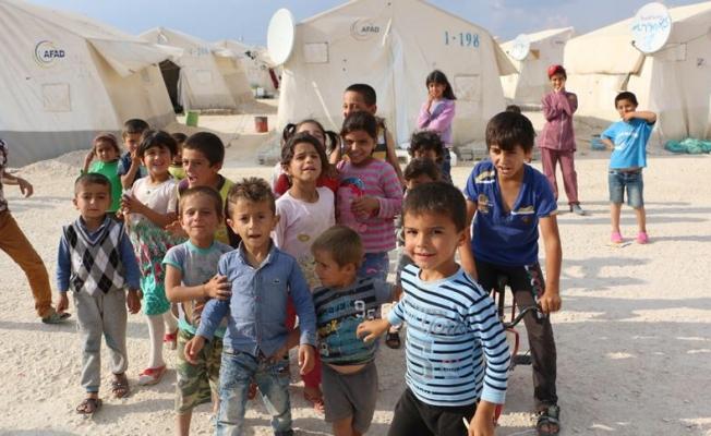 Türkiye'de kaç milyon sığınmacı var ?