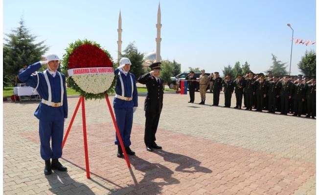 Urfa'da Jandarma Teşkilatı'nın 179. kuruluş yıl dönümü