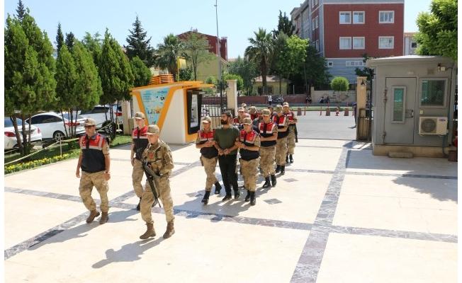 Viranşehir'deki terör operasyonuna 1 tutuklama