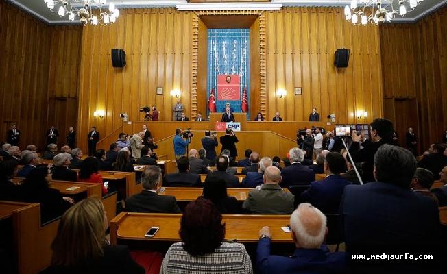 CHP'nin yeni dönem planı