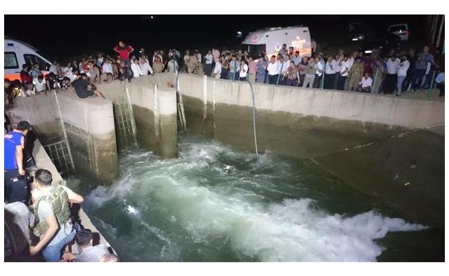 Sulama kanalında kaybolan gencin cesedi bulundu