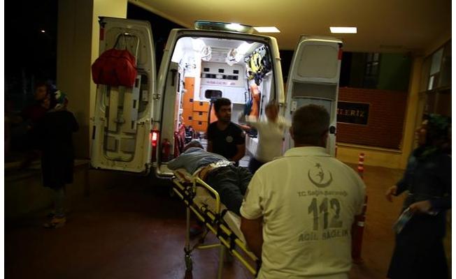 Şanlıurfa'da silahlı saldırıya uğrayan baba öldü, oğlu yaralandı