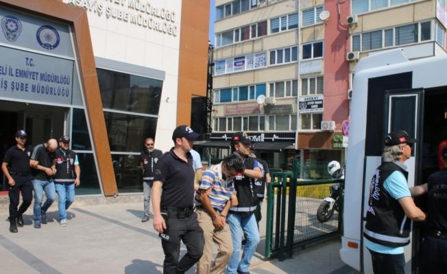 Kocaeli ve Sakarya'da dolandırıcılık operasyonu: 12 gözaltı