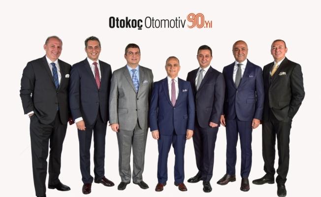 Otokoç Otomotiv'de yeni yapılanma atamaları