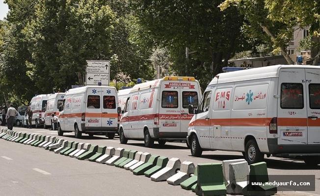 Petrol tankeri yolcu otobüsüne çarptı: 16 ölü