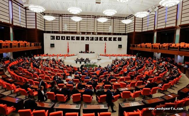 Meclis vergi düzenlemesi için mesai yapacak