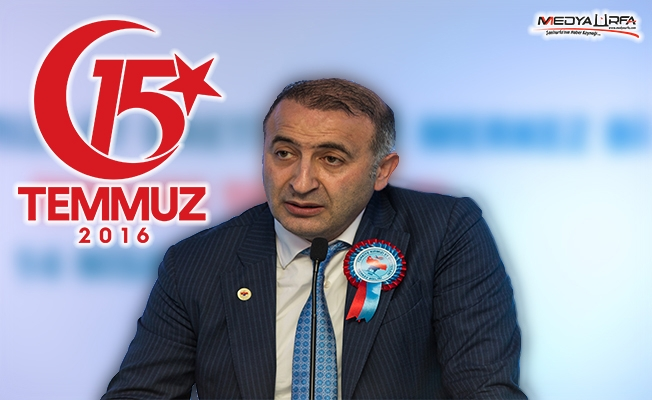 TÜKETBİR Başkanı Tunç'tan 15 Temmuz mesajı
