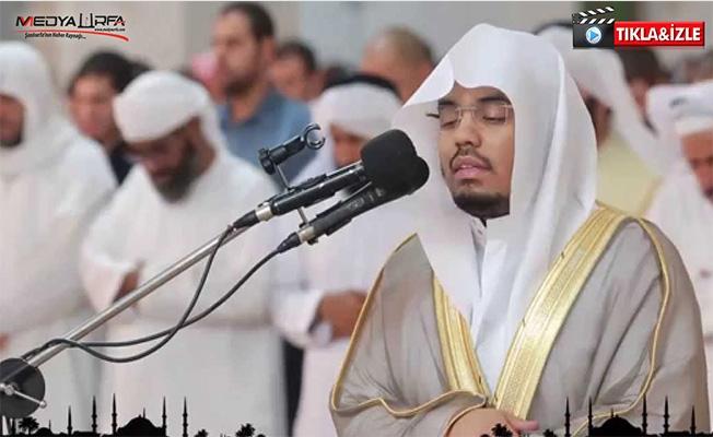 Yasser Al Dosari'den mest eden Al-i İmran Suresi
