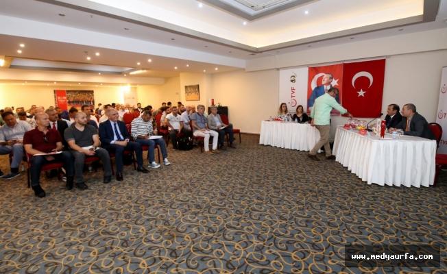 2018-2019 Voleybol Sezonu Fikstürü Çekildi