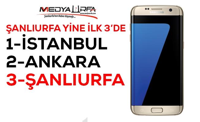 Bayramda en çok İstanbul, Ankara ve Urfa konuştu