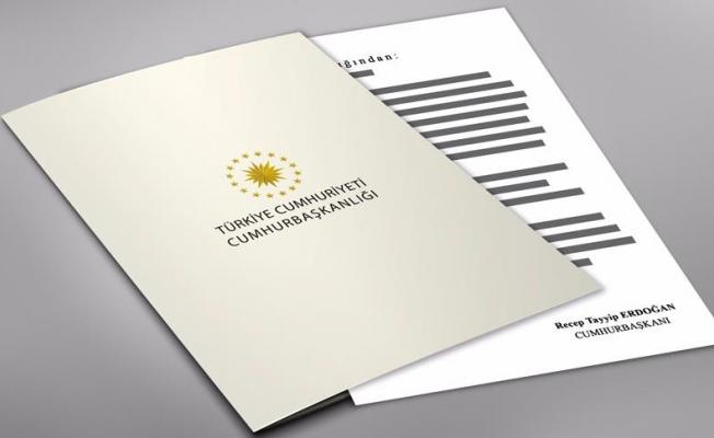 3 büyükelçi merkeze alındı, 4 ülkeye yeni büyükelçi atandı