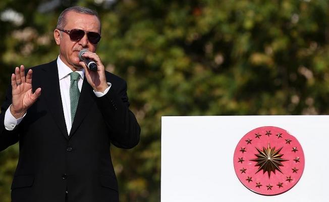 """Erdoğan: """"Suç işleyen bedelini ödeyecek"""""""
