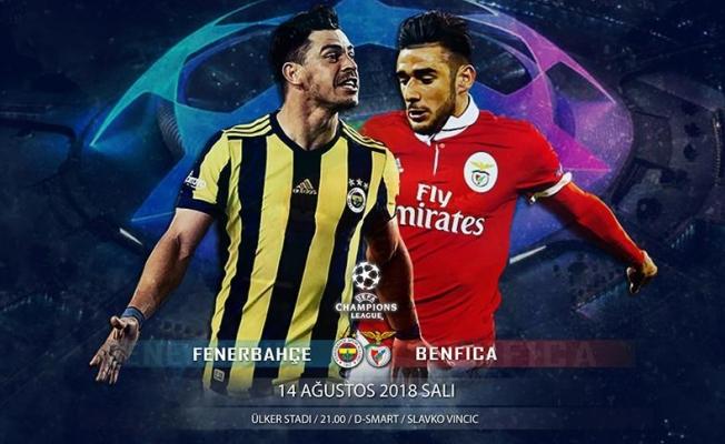 Fenerbahçe tur için sahada