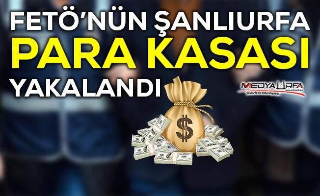 FETÖ'nün Şanlıurfa para kasası yakalandı