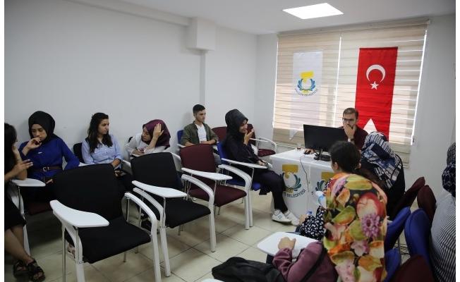 Haliliye'den YKS öğrencilerine tercih desteği!