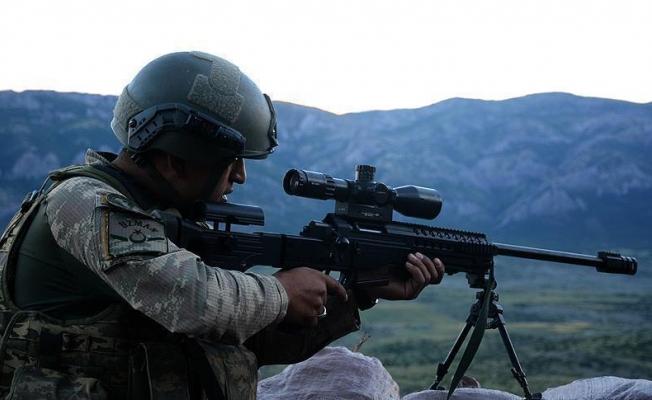 Suruç'ta PKK'lı 4 terörist yakalandı