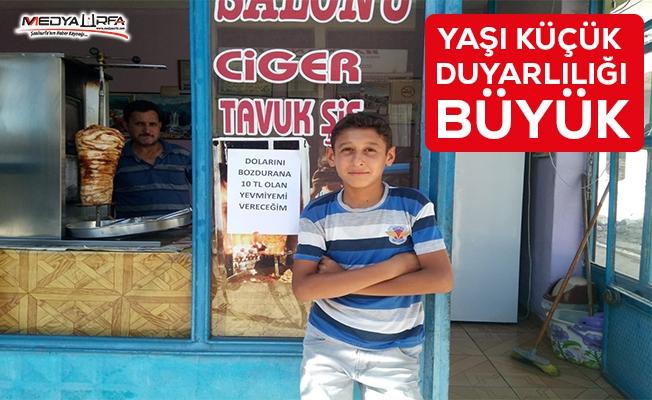 Hilvanlı Mehmet Akif'in duygulandıran vaadi