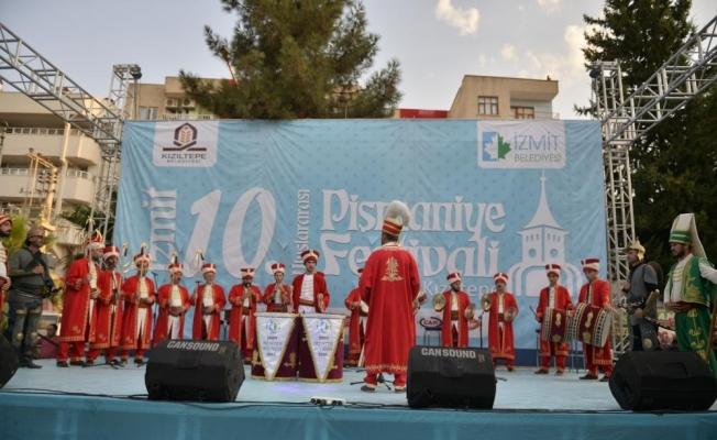 """Mardin'de """"10. Pişmaniye Festivali"""""""
