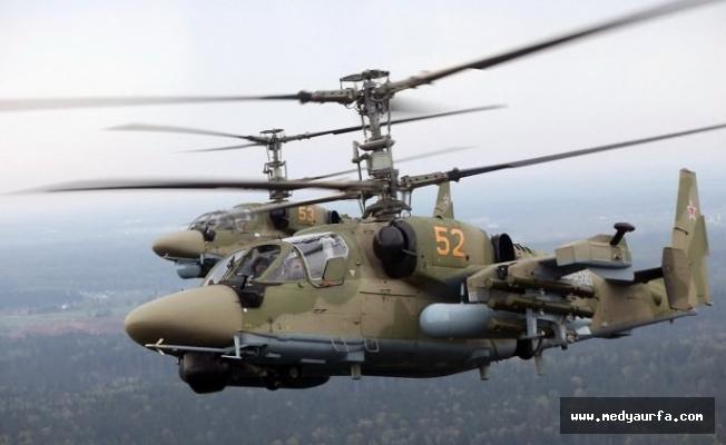 Rusya'da helikopter düştü: 18 yaralı