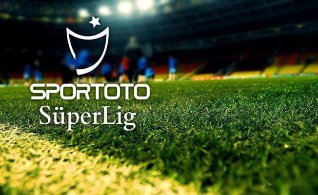 Süper Lig'de 15. haftanın programı!