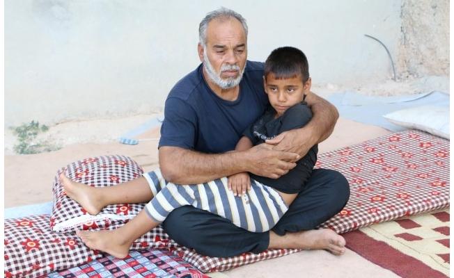 Suriyeli babanın evladı için şifa mücadelesi
