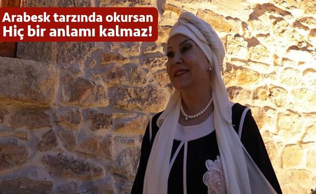 Türkülerin aslı bozulursa memleketin kokusunu vermez