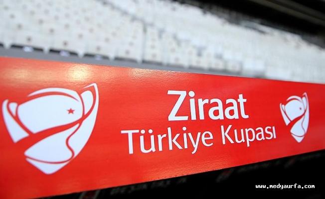 Türkiye Kupası son 16 turu eşleşmeleri yapıldı