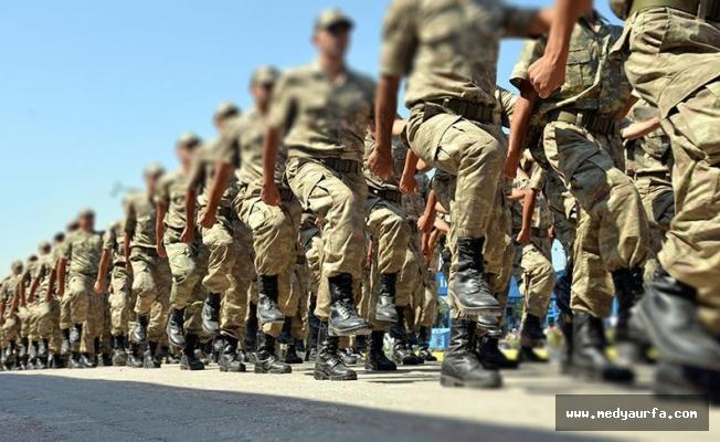 Urfa'daki askerlere ilave ödeme yapılacak!