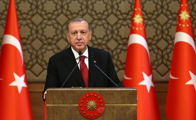 Erdoğan'dan İmamoğlu'na tebrik!