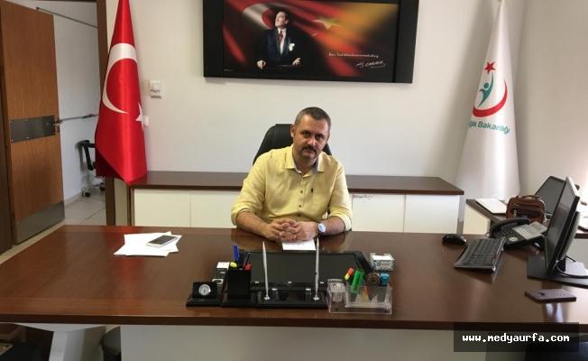 Eğitim ve Araştırma Hastanesine Başhekim atandı