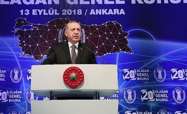 Erdoğan: Kurla ilgili yeni adımlarımız olacak