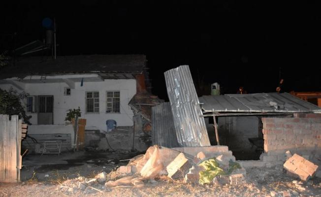 Malatya'da kepçe evin bahçesine girdi: 1 ölü, 3 yaralı
