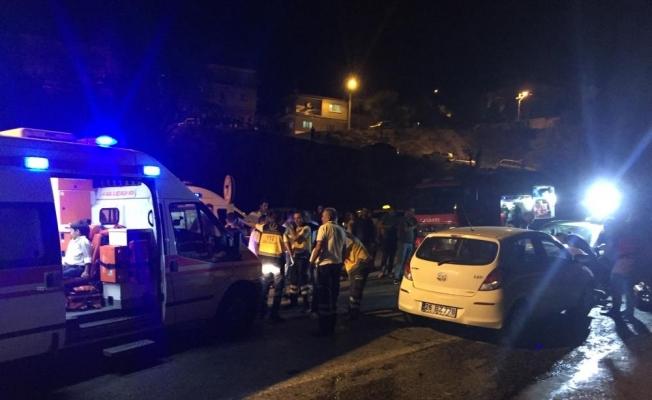 Şanlıurfa'da Trafik Kazası 4 Yaralı