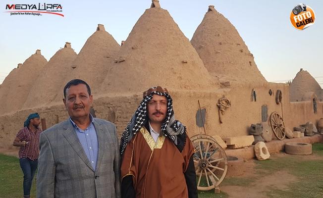 Milletvekili Mehmet Muş Harran'ı ziyaret etti!