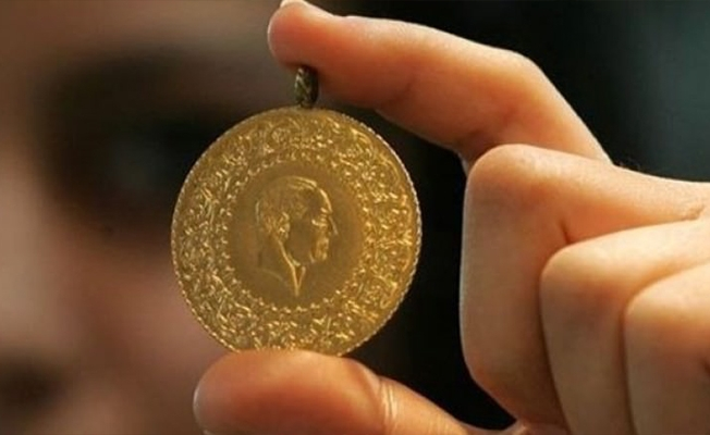 Altının kilogramı 253 bin 250 liraya geriledi